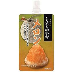 井村屋 かき氷 シロップ メロン