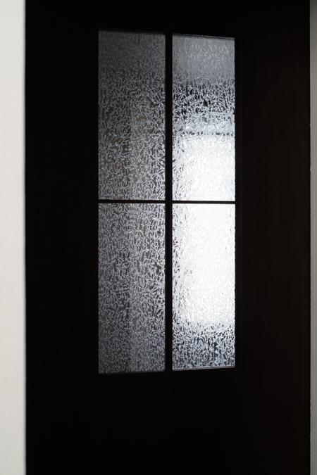 江別の家 アンティークガラス11