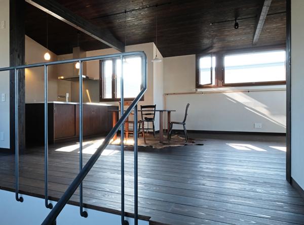 江別の家 ダイニングキッチン11