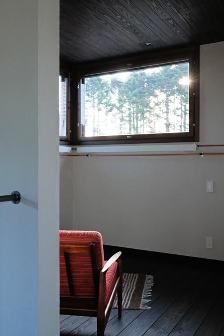 書斎の窓からトドマツ11