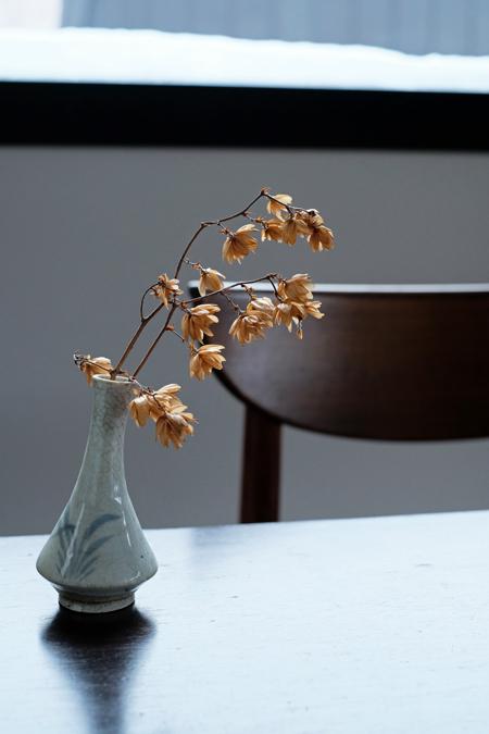 カラハナソウの枯れ穂11