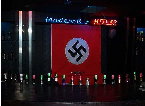 ヒットラーとナチスが大好きなチョン5