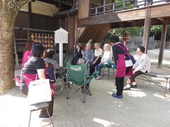 葦高神社9