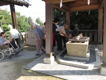 葦高神社95