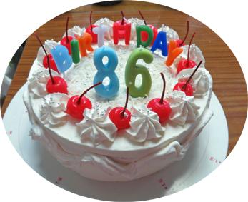 誕生日祝い2