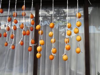 吊るし柿95
