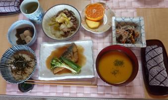 昼食ブログ