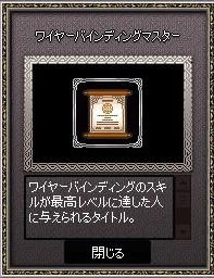 05_ワイヤーバインディングマスター