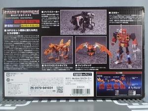 【タカラトミーモール限定】トランスフォーマー マスターピース MP15 16-E カセットボット VS カセットロン (3)