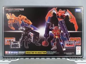 【タカラトミーモール限定】トランスフォーマー マスターピース MP15 16-E カセットボット VS カセットロン (2)
