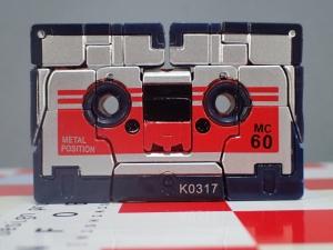 【タカラトミーモール限定】トランスフォーマー マスターピース MP15 16-E カセットボット VS カセットロン (8)