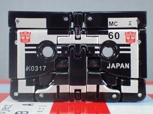【タカラトミーモール限定】トランスフォーマー マスターピース MP15 16-E カセットボット VS カセットロン (14)