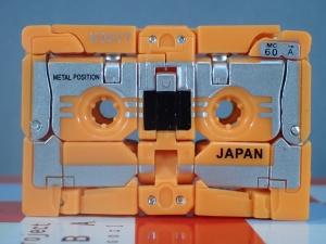 【タカラトミーモール限定】トランスフォーマー マスターピース MP15 16-E カセットボット VS カセットロン (12)