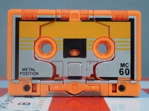 【タカラトミーモール限定】トランスフォーマー マスターピース MP15 16-E カセットボット VS カセットロン (10)