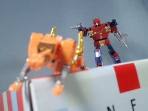 【タカラトミーモール限定】トランスフォーマー マスターピース MP15 16-E カセットボット VS カセットロン (29)