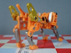 【タカラトミーモール限定】トランスフォーマー マスターピース MP15 16-E カセットボット VS カセットロン (32)