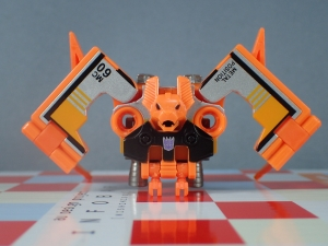 【タカラトミーモール限定】トランスフォーマー マスターピース MP15 16-E カセットボット VS カセットロン (42)