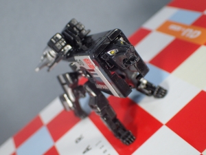 【タカラトミーモール限定】トランスフォーマー マスターピース MP15 16-E カセットボット VS カセットロン (56)