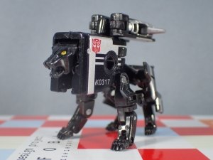 【タカラトミーモール限定】トランスフォーマー マスターピース MP15 16-E カセットボット VS カセットロン (51)