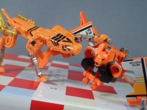 【タカラトミーモール限定】トランスフォーマー マスターピース MP15 16-E カセットボット VS カセットロン (57)