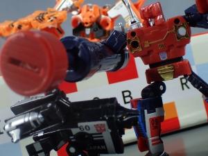 【タカラトミーモール限定】トランスフォーマー マスターピース MP15 16-E カセットボット VS カセットロン (58)