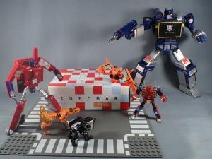 【タカラトミーモール限定】トランスフォーマー マスターピース MP15 16-E カセットボット VS カセットロン (63)