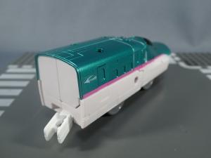 プラレール 新幹線変形ロボ シンカリオン DXS01 シンカリオン E5 はやぶさ (9)