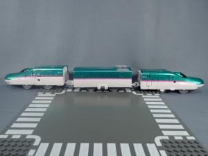 プラレール 新幹線変形ロボ シンカリオン DXS01 シンカリオン E5 はやぶさ (22)