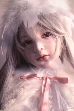 岡山 生き人形2