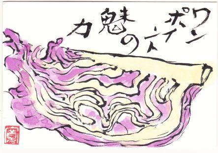 808-17-1031紫キャベツ