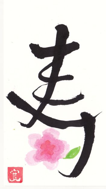 815-1114 花書寿