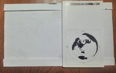 ブックカバー 作り方 印刷画像