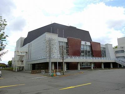 苫小牧市民会館W