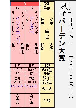 バーデン大賞2