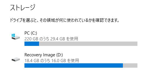 EliteBook x360 1030 G2_ストレージt