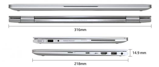 935_EliteBook x360 1030 G2_サイズ_01a
