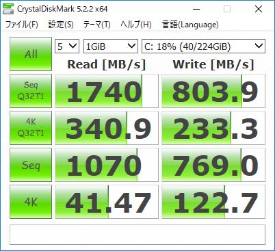 ENVY 13-ad005TU_CrystalDiskMark5-2-2_256GB SSD_02