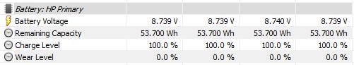 HP ENVY 13-ad100_バッテリー容量