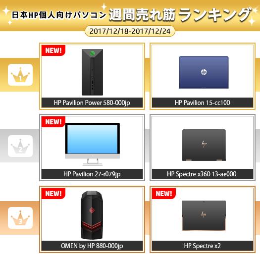 525_HPパソコン売れ筋ランキング_171224_01a