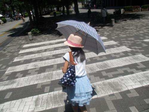 晴雨兼用傘STUDIOHILLA(スタジオヒッラ)PIKKU(ピック)