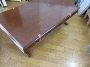 既存のローテーブル