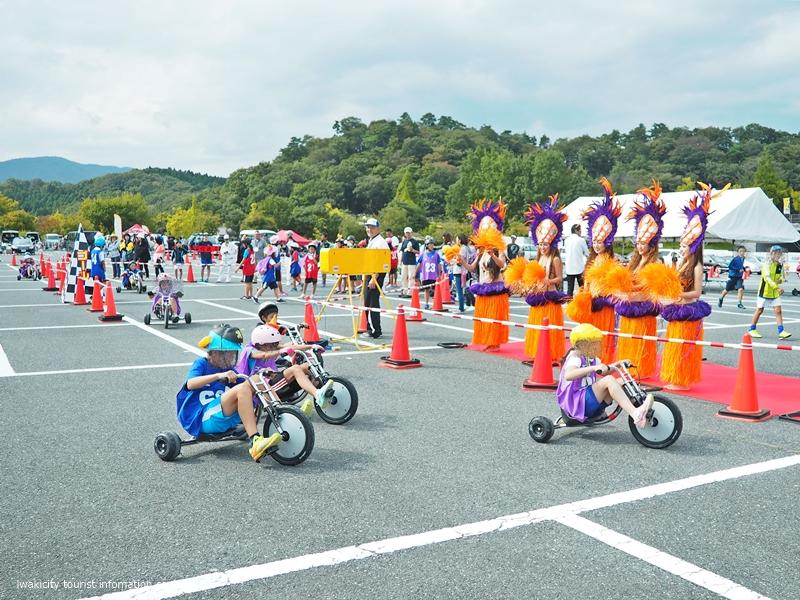 「サイクルイベント2017 in いわき」10月1日(日)開催! [平成29年9月27日(水)更新]3