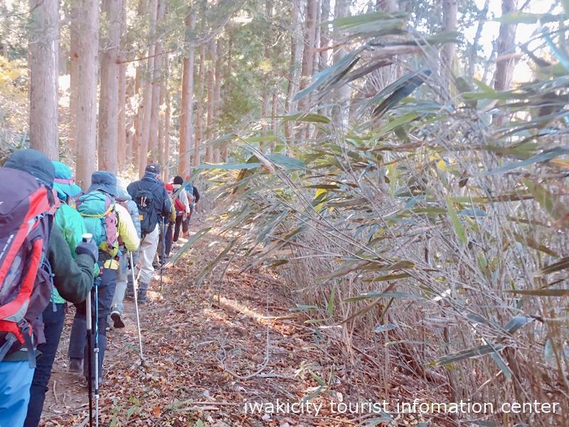 明神山登山口2