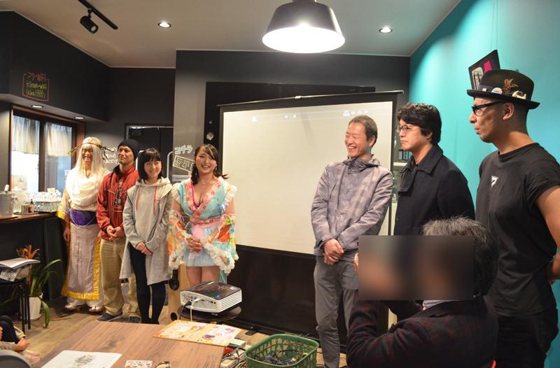 『磐城七浜ワダツミセブン』 第4話試写会か開催されました! [平成29年11月18日(土)更新] 久之浜-4