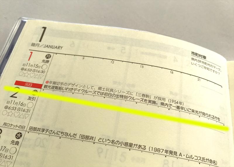 ご当地手帳「ふくしま手帳」をご存知ですか!? [平成29年12月30日(土)更新]2