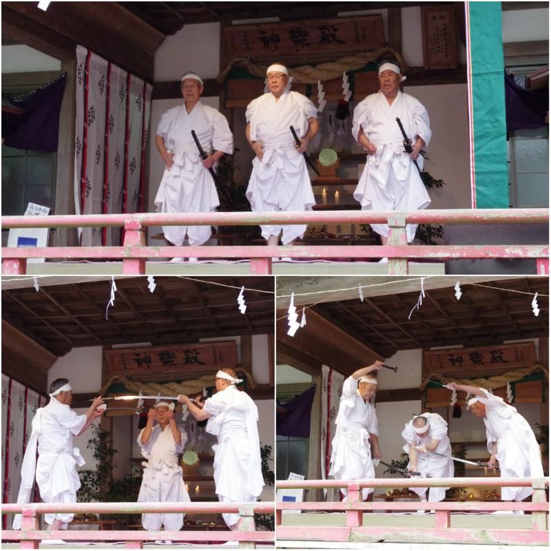 大國魂神社にて大和舞が奉納されました! [平成30年1月8日(月・祝)更新]5