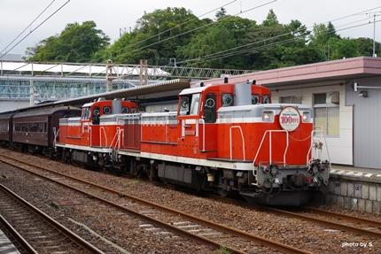 磐越東線全線開通100周年記念「いわき親子鉄道フェスタ2017」2