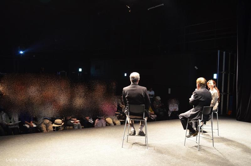 「洟をたらした神」 神山監督と、吉野せいを語る 映画上映&トークショー イベントリポート [平成29年10月22日(日)更新]5