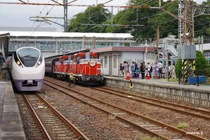 磐越東線全線開通100周年記念「いわき親子鉄道フェスタ2017」8