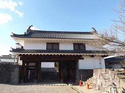 東北の城館めぐり(白石城) (6)